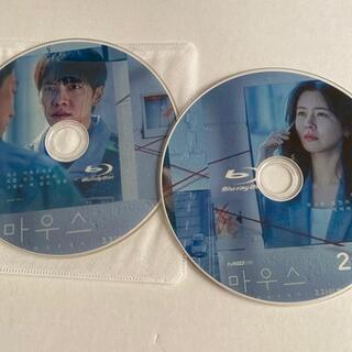 韓国ドラマ マウス Blu-ray
