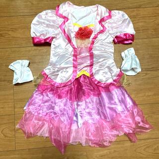 バンダイ(BANDAI)の中古 プリキュアグレース バンダイ なりきり ドレス 衣装(衣装)