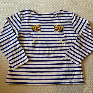 ビームス(BEAMS)のBEAMS ロンT 刺繍 スーベニア(カットソー(長袖/七分))