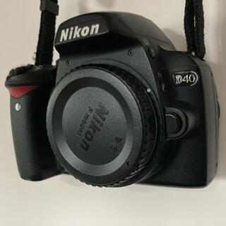 Nikon - ニコン Nikon D40