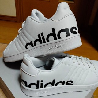 adidas - 【新品】アディダス 23.5 グランコート
