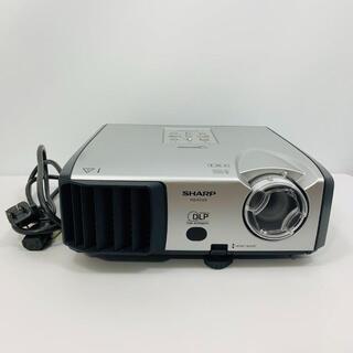 シャープ(SHARP)のSHARP シャープ PG-F212X データプロジェクター(プロジェクター)