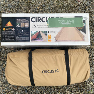 circus - サーカスtc テンマクデザイン テント