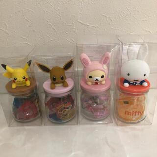 ポケモン - キャンディボトル ポケモン ミッフィー コリラックマ