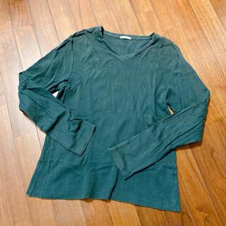 ムジルシリョウヒン(MUJI (無印良品))の無印良品 ロンT(Tシャツ/カットソー(七分/長袖))
