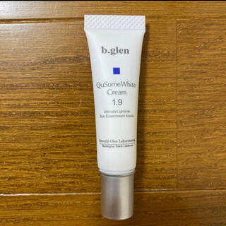 ビーグレン(b.glen)のビーグレンホワイトクリーム1.9【5g】(フェイスクリーム)