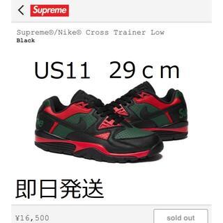 Supreme - Supreme × Nike Air Cross Trainer 3 Low29