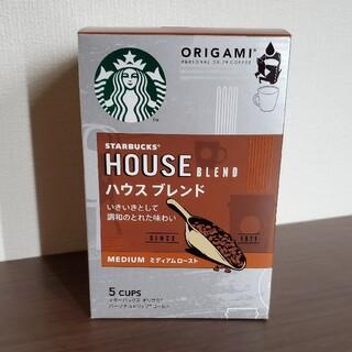 Starbucks Coffee - STARBUCKS スターバックス オリガミ ドリップ コーヒー ハウスブレンド