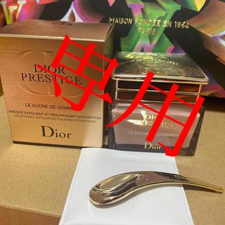 ディオール(Dior)のdior プレステージ ル ゴマージュ(ゴマージュ/ピーリング)