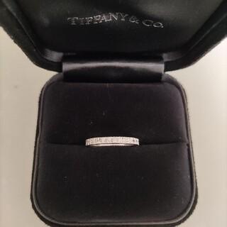 Tiffany & Co. - ティファニー ハーフエタニティー 9号