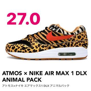 atmos - ATMOS × NIKE AIR MAX 1 DLX ANIMAL PACK