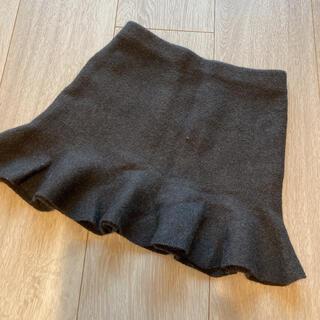 ザラキッズ(ZARA KIDS)の【新品】ZARAキッズ スカート 120(スカート)