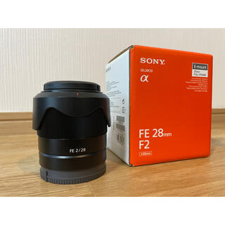 SONY - SONY  FE 28mm F2
