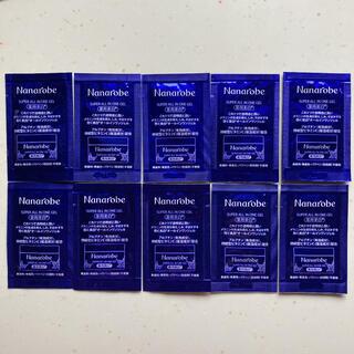 コンビ(combi)のナナローブスーパーオールインワンジェルW 2g (10包)(オールインワン化粧品)