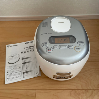 アイリスオーヤマ - アイリスオーヤマ 炊飯器 5.5合 ERC-MD50 美品