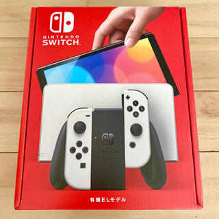 Nintendo Switch - Nintendo Switch (有機ELモデル) ホワイト