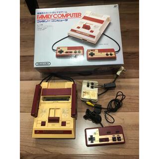 任天堂 - Nintendo 初代ファミコン本体セット