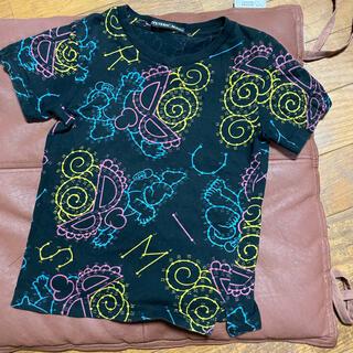HYSTERIC MINI - ヒステリックミニ♡100cm Tシャツ