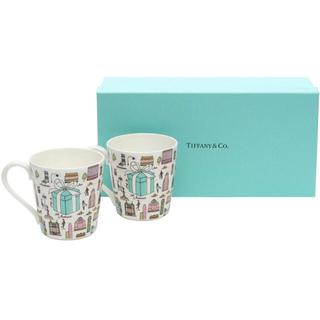 Tiffany & Co. - ティファニー ニューヨーク限定 5thアベニュー マグカップセット