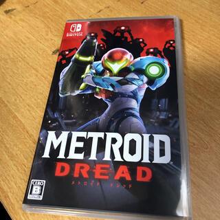 Nintendo Switch - メトロイドドレッド Switchソフト