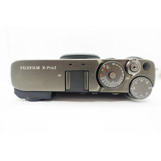 富士フイルム - FUJIFILM X-Pro3 DRブラック ミラーレス一眼カメラ