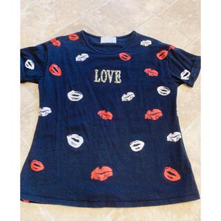 レディー(Rady)のレディ リップティシャツ(Tシャツ(半袖/袖なし))