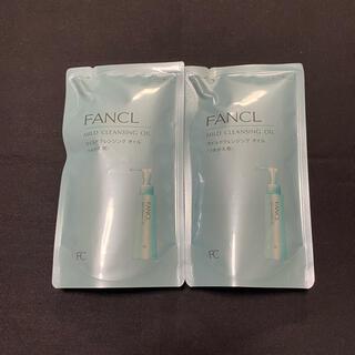 FANCL - ファンケル マイルドクレンジングオイル 詰替2袋