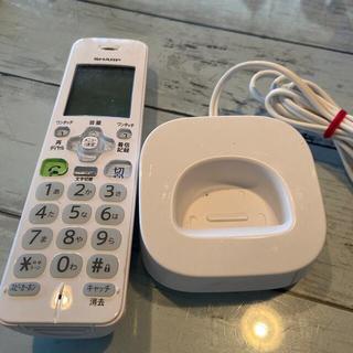 SHARP - シャープ電話子機