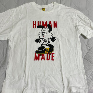 GDC - HUMAN MADE VERDY T-SHIRT #1 ヒューマンメイド 白