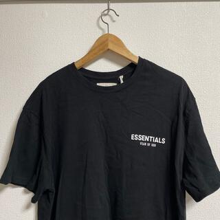 ESSENTIAL DESIGNS - FOG ESSENTIALS Fear of God Tシャツ Sサイズ