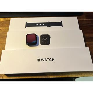Apple Watch - Apple Watch SE GPSモデル スペースグレイ 44mm バンド新品