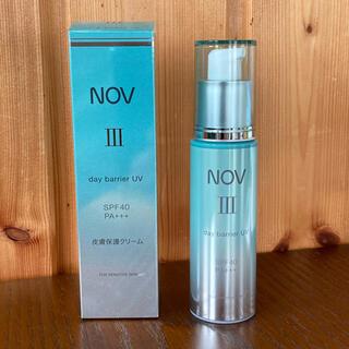 NOV - ノブ Ⅲ デイバリア UV 30g ノエビア