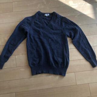 ランバンオンブルー(LANVIN en Bleu)のLANVIN ランバン セーター(ニット/セーター)