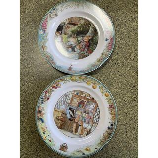 ビレロイ&ボッホ - 値下げしました❗️ビレロイ&ボッホ プレート皿2枚セット
