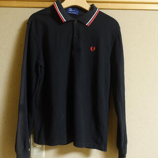 FRED PERRY - 【Mサイズ】FRED PERRY  長袖ポロシャツ