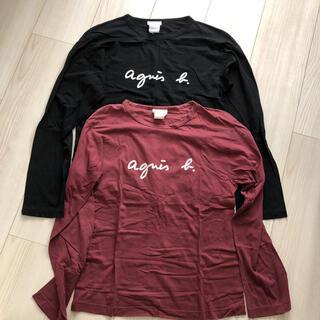 アニエスベー(agnes b.)のagnes b.アニエスベー ロンT(Tシャツ(長袖/七分))