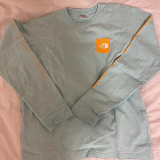 THE NORTH FACE - THE NORTH FACE ロングTシャツ