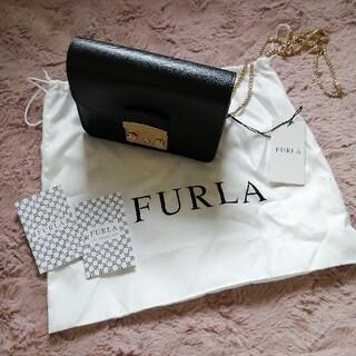 Furla - 新品未使用 FURLA メトロポリス ショルダーバッグ 保存袋付きます