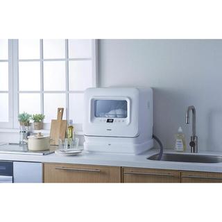 Moosoo 食洗機 + タカギ(takagi) 全自動洗濯機用分岐栓 + 洗剤