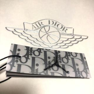 クリスチャンディオール(Christian Dior)のAIR DIOR NIKE JORDAN  ディオール ジョーダン ポロシャツ(ポロシャツ)