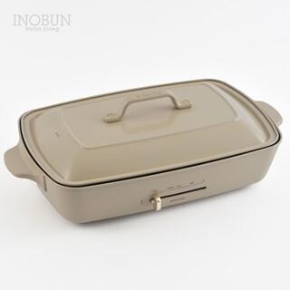 新品未使用 ブルーノ ホットプレート たこ焼きプレート付き グランデサイズ ティ
