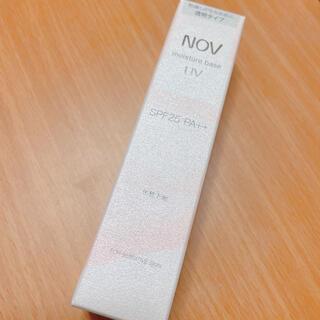 NOV - NOV 化粧下地 クリームタイプ 透明 SPF25++