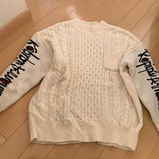 レピピアルマリオ(repipi armario)のレピピアルマリオ セーターS(ニット/セーター)