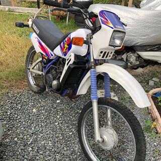 ヤマハ - ヤマハ DT50 エンジン実動! 錆などあります。