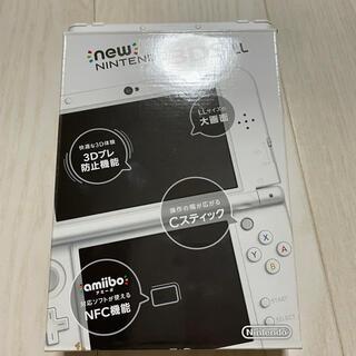ニンテンドー3DS - 「Nintendo 3DS NEW ニンテンドー 本体 LL パールホワイト」