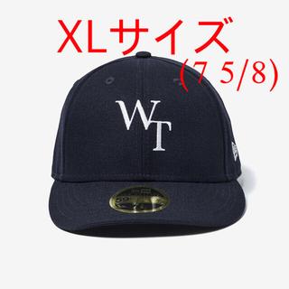 W)taps - 送料込 XLサイズ WTAPS NEWERA®  NAVY
