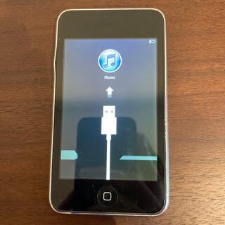アイポッドタッチ(iPod touch)のiPod touch (第 2 世代)(ポータブルプレーヤー)