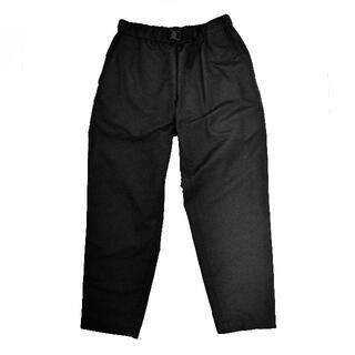 ビームス(BEAMS)の♂【新品】08sircus AIRHOLD シェルパンツ 4 M 黒 (ワークパンツ/カーゴパンツ)