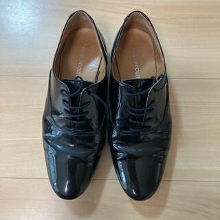 イエナ(IENA)のIENA MARION TOUFET マリオントゥッフェ エナメルシューズ(ローファー/革靴)