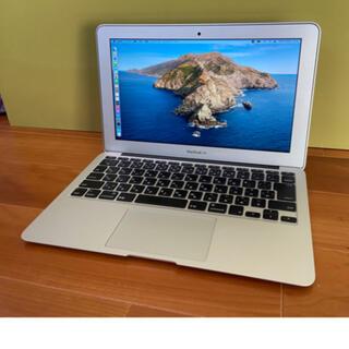 Apple - MacBook air 11インチmid2013 A1465